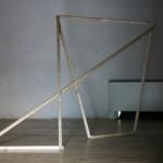 Balanced sculpture